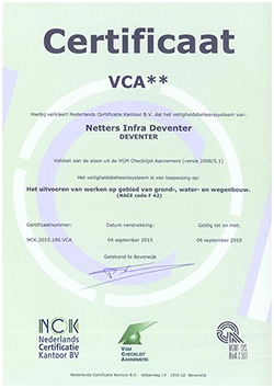 certifcaat-vca